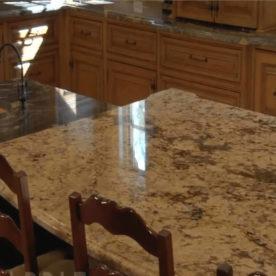 Granit Crema Gold