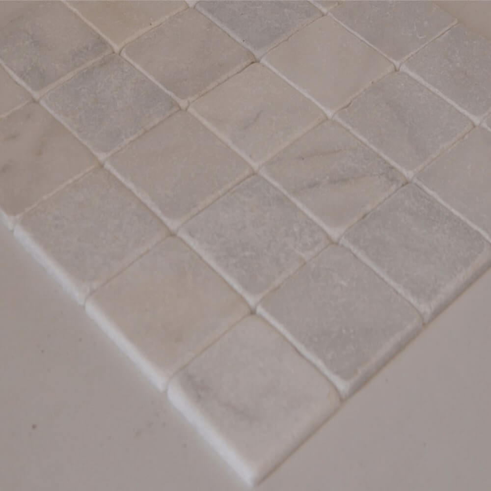 Marmura Alba 15 x 15 cm