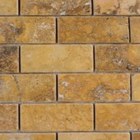 Mozaic Antichizat Galben