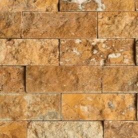 Mozaic Scapitat Travertin