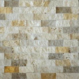 Mozaic Scapitat Travertin Light noche