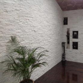 Mozaic din Marmura Alba