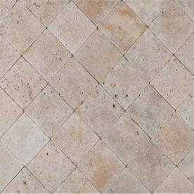 Travertin Rustic 10x10 cm