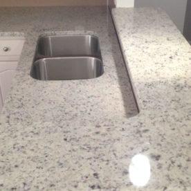 granit clasic alb