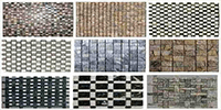 Mozaic din Piatra Naturala