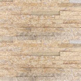 piatra naturala galbena tip panel