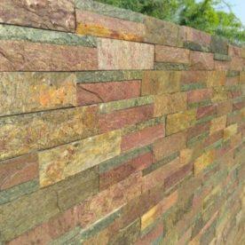 piatra naturala tip panel multicolora